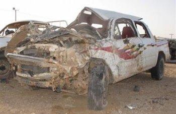 قتيلان وسبعة جرحى بعد دهسهم على طريق روصو
