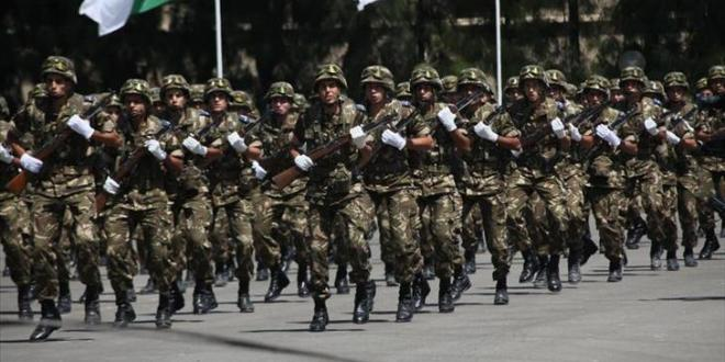 الجيش الجزائري في قائمة أقوى جيوش العالم(أرقام)