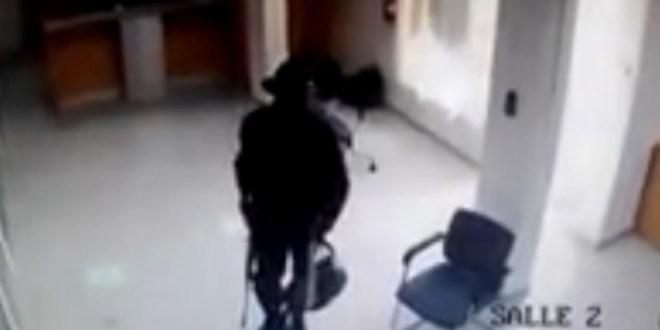 الشرطة الموريتانية تلقي القبض على مشتبه بعلاقاتهم بعملية السطو المسلح