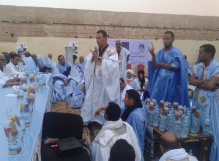 استياء كتلة المرشح محمد عالي ول زين من ترشيحات الحزب الحاكم (تصريح)