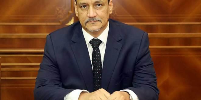 إيفاد ولد الشيخ أحمد إلى الإمارات في زيارة عمل وصداقة