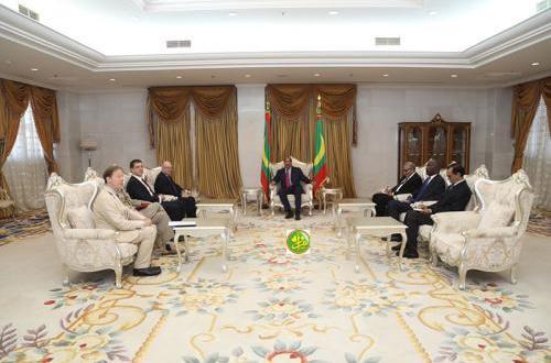 بريطانيا تفتتح سفارة بنواكشوط وتشيد بموريتانيا وبفهم رئيسها