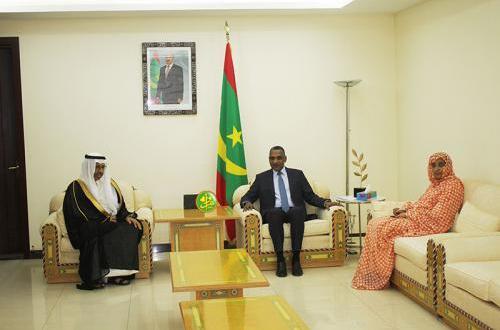 لقاءات للوزير الأول بسفراء السعودية وروسيا وأمريكا