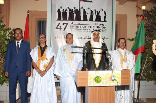 الإمارات: علاقاتنا بموريتانيا وصلت مرحلة الشراكة الاستراتيجية