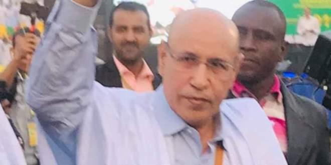 نائب سابق عن حزب تواصل يدعم ولد الغزواني