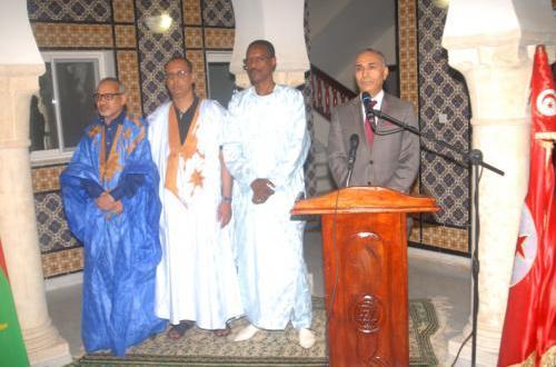 احتفالات تونسية في نواكشوط بالعيد الوطني للبلاد