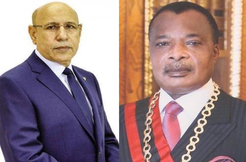 موريتانيا: حريصون على تعزيز العلاقات مع الكونغو
