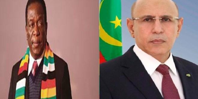 موريتانيا تعزي في وفاة الزعيم الإفريقي روبرت موغابي