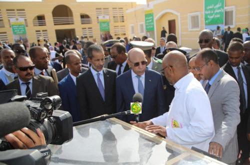 نواكشوط: غزواني يتفقد الدروس واستعدادات الكادر التدريسي
