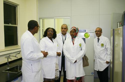 وزيرة من أنغولا تبدأ زيارة إلى موريتانيا من ثلاثة أيام