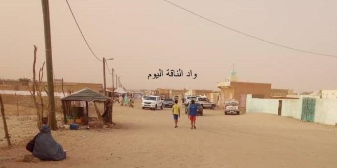 انقطاع خدمة الماء عن واد الناقة وأحياء من نواكشوط