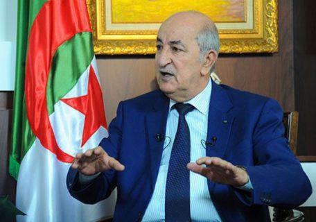معلومات عن رئيس الجزائر الجديد عبد العزيز تبون
