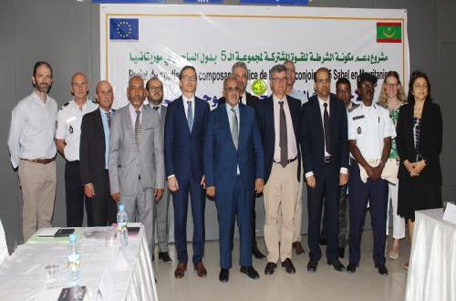 نواكشوط تحتضن اجتماعا لمكونة الشرطة في قوة الساحل