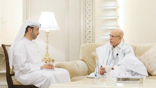 مقابلة جديدة لرئيس الجمهورية محمد الشيخ الغزواني