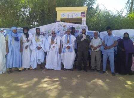 بلدية واد الناقة تطلق حملة للتوعية والتحسيس ضد كورونا