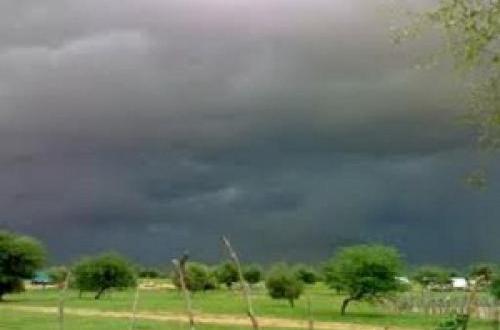 هطول كميات من المطر في مناطق من اترارزة