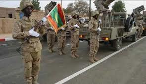 الجيش ينقذ أكثر من مائة أسرة موريتانية من السيول