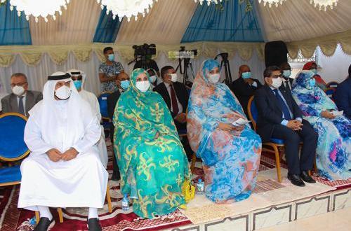 بنت الشيخ سيديا: ضاعفنا مخصصات ذوي الإعاقة