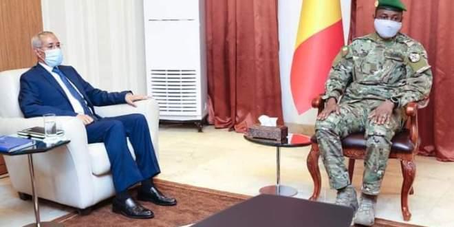 وزير الدفاع في باماكو مبعوثا من الرئيس غزواني