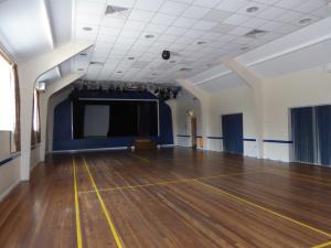 Main Hall Front