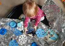Winter Sensory Play Days @ Wadsworth Library