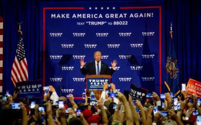 Trump wins CPAC straw poll by wide margin   The WealthAdvisor