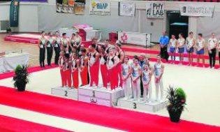 Stolze Wädenswiler Sportlerinnen und Sportler