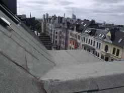 """So sehe ich die """"Alte Bürger"""" jeden Tag von oben..."""