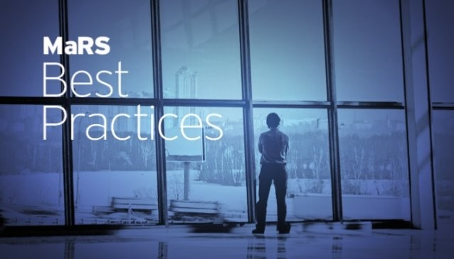 The Startup's Guide to Privacy: Turning Privacy into a Competitive Advantage – MaRS Best Practices MaRS Discovery District, Toronto, ON