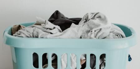 Kunststoff Wäschekorb