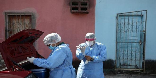 فيروس كورونا يواصل انتشاره في أمريكا اللاتينية والبرازيل في رأس القائمة
