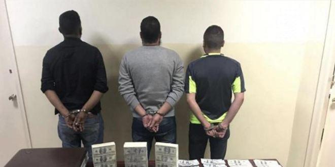 توقيف عصابة تقوم بضخ كميات كبيرة من العملة المزيفة في السوق اللبنانية