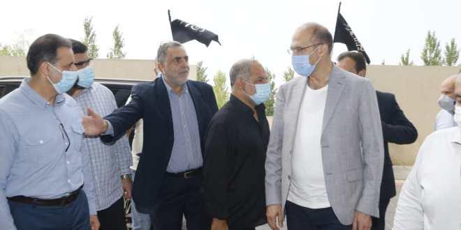 وزير الصحة زار مستشفى الشفاء في عرمون: نموذجي بامتياز يجب أن يكون من نسخ عدة ويعمم على كل الأقضية والمحافظات