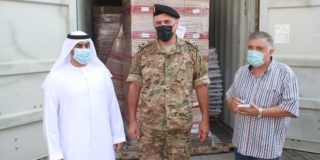 الجيش : استمرار وصول المساعدات من الدول الصديقة والشقيقة