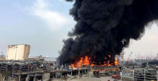 القاضي بو سمرا يباشر تحقيقاته في حريق مرفأ بيروت غدا