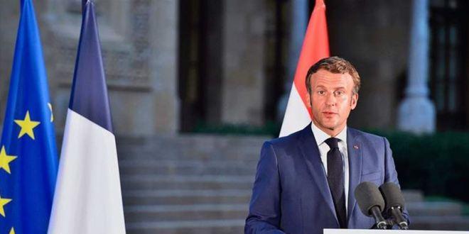 هل تتدخل فرنسا لدى ايران لحل الأزمة اللبنانية؟