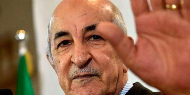 """الجزائر ترفض """"الهرولة للتطبيع مع إسرائيل"""""""