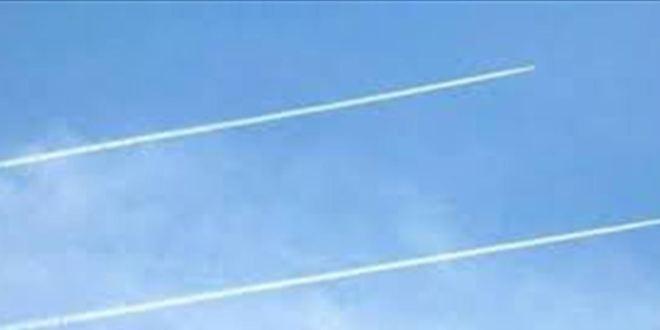 الخروقات الجوية للعدو الإسرائيلي