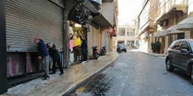 إطلاق نار على محل في سوق بعلبك