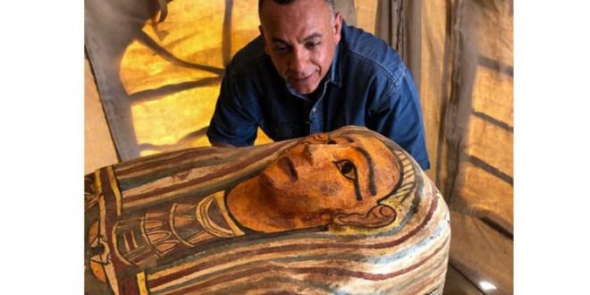 """توابيت جديدة """"تظهر إلى العلن """"… ماذا كشف العلماء في مصر؟"""