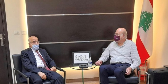 ميقاتي اطلع من يمق على سير العمل البلدي في طرابلس: لنبذ كل الخلافات والعمل يدا واحدة