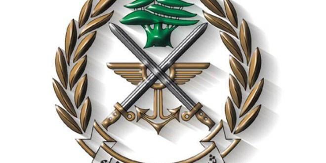 الجيش يحبط عملية تهريب الى سوريا!