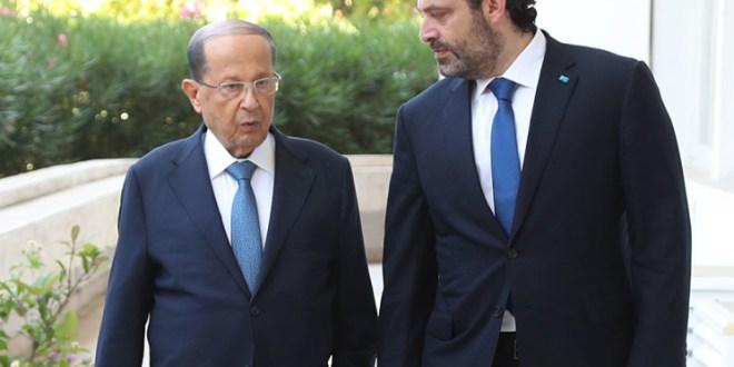 """""""الثلت المعطّل""""… بين عون والحريري"""