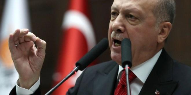 أردوغان: الوقوف في وجه الهجوم على النبي محمد مسألة شرف