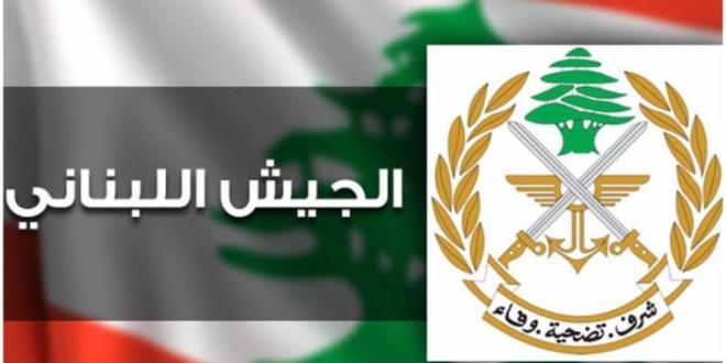 الجيش يداهم المنازل والشقق التي يقطنها السوريون في بشري
