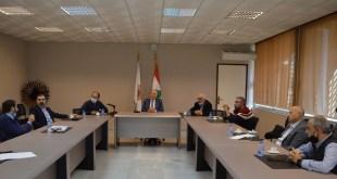 اجتماع في غرفة طرابلس عن المشاريع الانمائية الكبرى: لتنمية الصناعات الإنتاجية والمشاريع الإبتكارية غير التقليدية