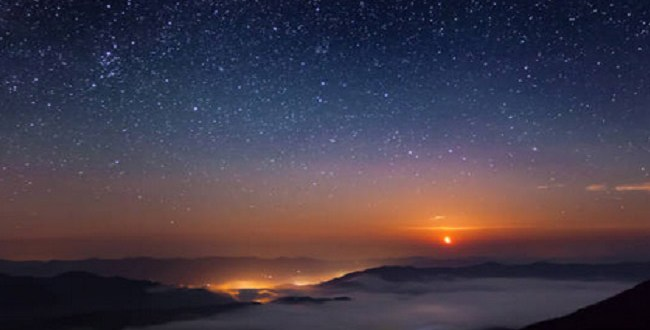 كرة نار في السماء تشعل شبكات التواصل الاجتماعي في اليابان