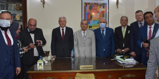 بالإجماع.. إنتخاب المراد أميناً عاماً مساعداً لإتحاد المحامين العرب