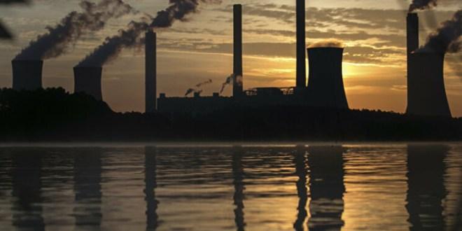 إرتفاع قياسي لانبعاثات ثاني أكسيد الكربون!