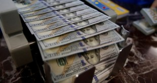 الدولار يهوي لأدنى مستوى!